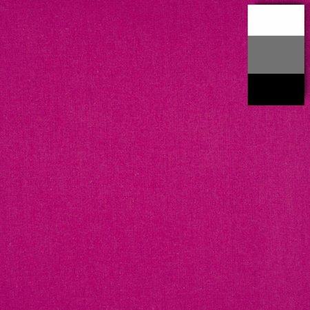 walimex Achtergronddoek  2,85x6m, magenta