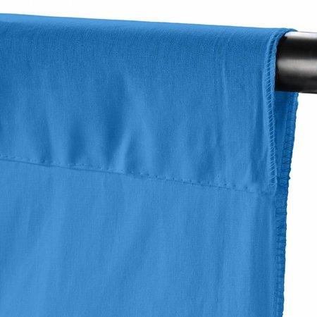 walimex Cloth Background 2,85x6m, blithe blue