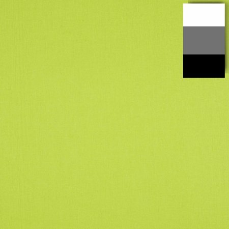 walimex Achtergronddoek 2,85x6m, lime green