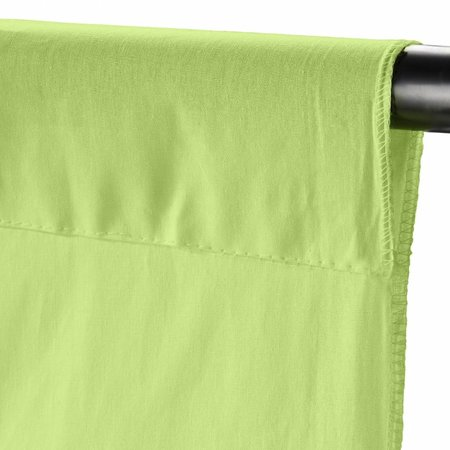 walimex Cloth Backgr. 2,85x6m, green glow
