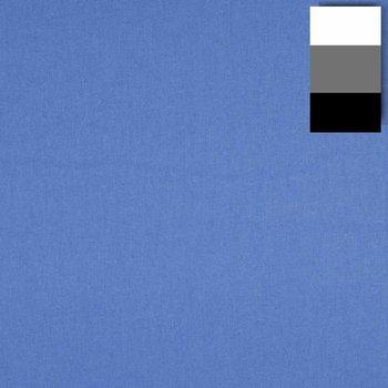 walimex Cloth Backgr. 2,85x6m, vista blue