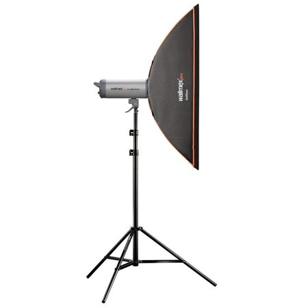 walimex pro Softbox Orange Line 22x90