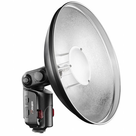 walimex pro Beauty Dish 30cm for Light Shooter