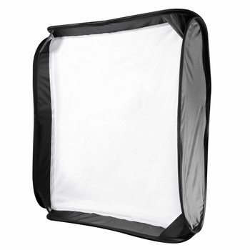 walimex Magic Softbox voor systeemflitsen, 60x60cm