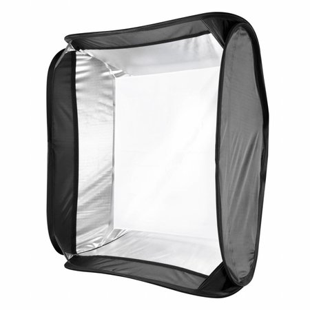 walimex Softbox Magic voor Compact fliters, 60x60cm