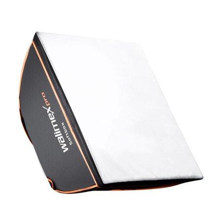 walimex pro Softbox Vierkant OL 40x40cm | Diverse merken