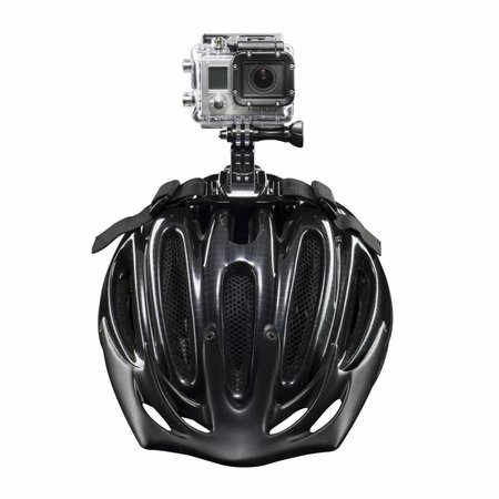 mantona bicycle helmet strap for GoPro