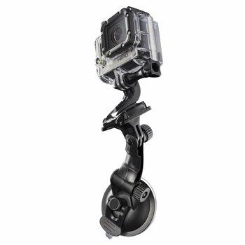 mantona Saugnapf-Halterung für GoPro