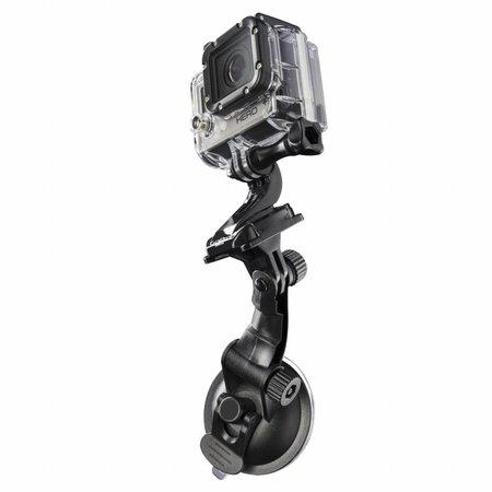 mantona Zuignap Bevestiging voor GoPro