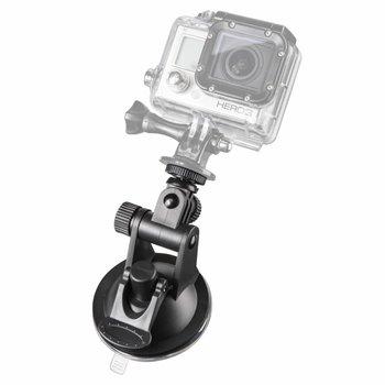 mantona Zuignop Houder voor GoPro Hero 4/3+
