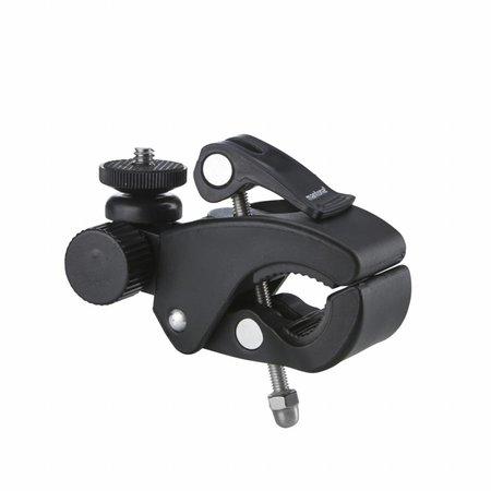 mantona Clamp fixture XL 1,5-4cm GoPro 1/4