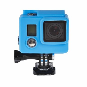 mantona Silicone protective coverings set GoPro Hero 4/3