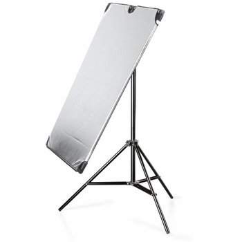 walimex Studio Reflector Panel Set 4in1 + WT-803 Light Stand