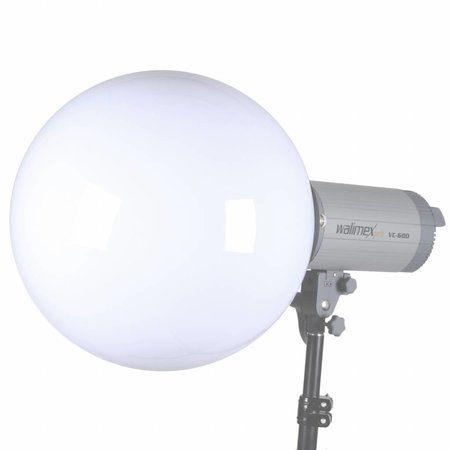 walimex Spherical Diffuser, 30cm for various brands