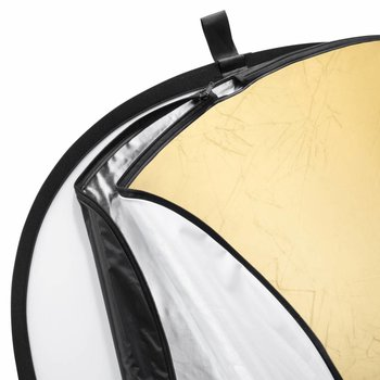 walimex Opvouwbare Reflector 5 in1 Set, 150x200cm