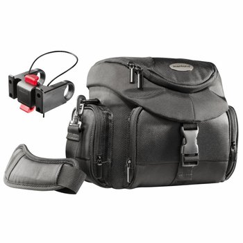 mantona Biker Photo Bag Set Premium incl. Adapter