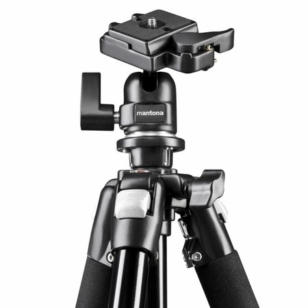 mantona Scout Tripod with Ball Head