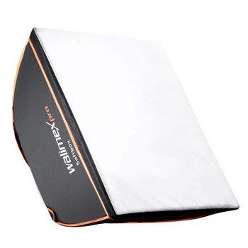 walimex pro Softbox Vierkant OL 60x60cm | Diverse merken
