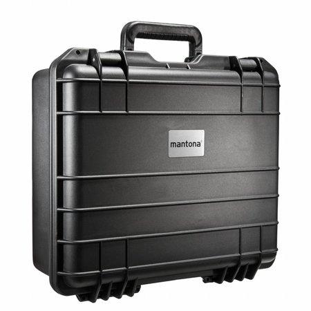 mantona Outdoor bescherm koffer M