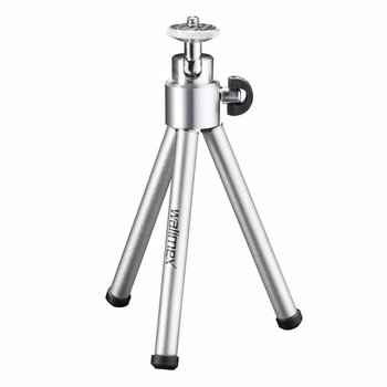 walimex Mini Tripod WT-070 with Ball Head, 26cm