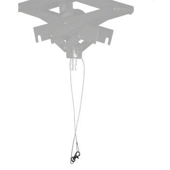walimex Sicherungsdraht für Schere / Pantograph