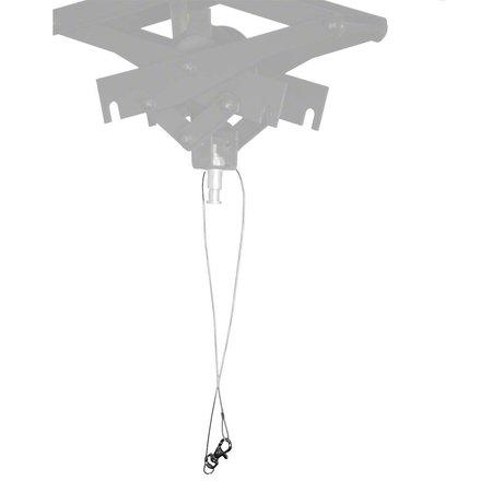 walimex Beveiligings kabel voor Railsysteem