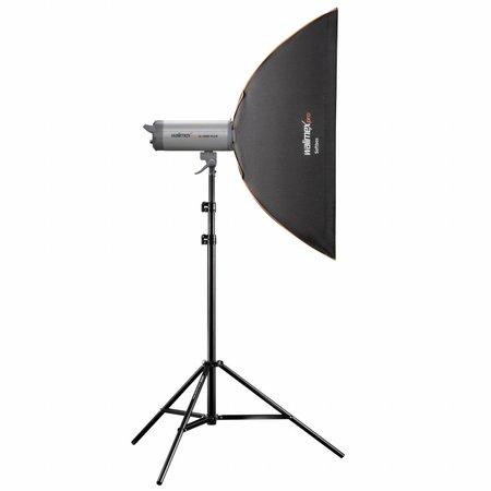 walimex pro Striplight Softbox PLUS Orange Line 22x90