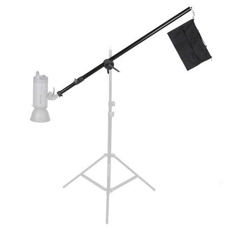 walimex Galgen mit Beschwerungstasche, 120-220cm