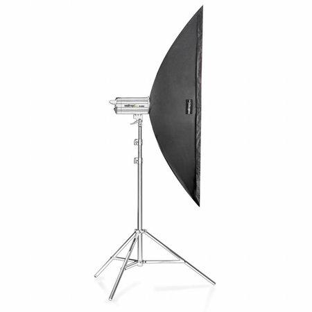 walimex pro Striplight 25x150cm für verschiedene marken
