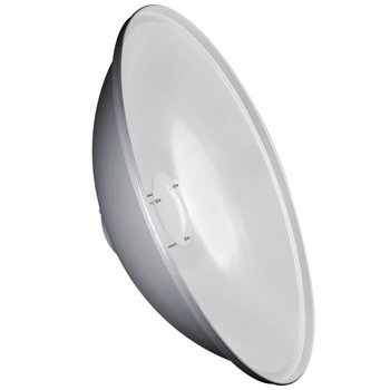 walimex pro Beauty Dish 50cm & K Serie, Wit