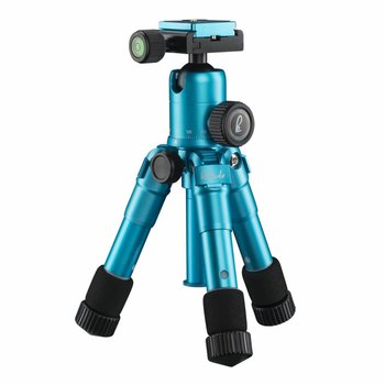 mantona Tripod Kaleido mini ocean blue metallic