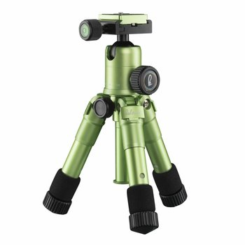 mantona Tripod Kaleido mini lime green metallic