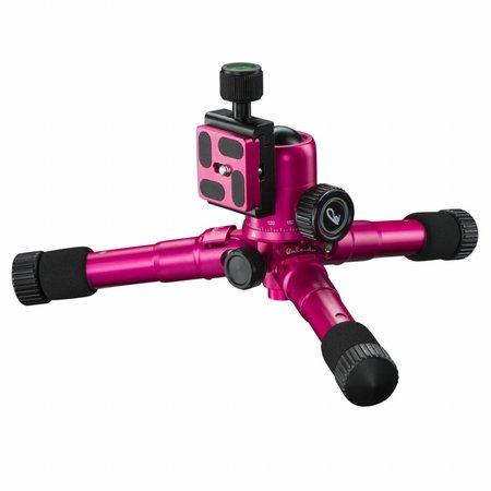mantona Tripod Kaleido mini lady pink metallic