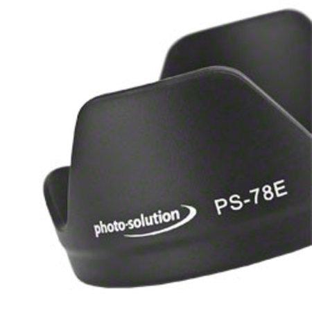 JJC photo solution Gegenlichtblende EW 78E