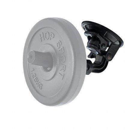 mantona GoPro Zuignap bevestiging XL met 1/4 inch