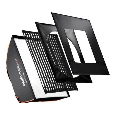 walimex pro Softbox PLUS OL 50x70cm für verschiedene marken