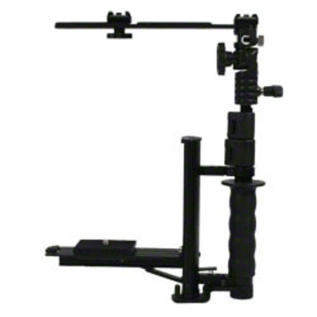 walimex Flip Flash Bracket w. Magic Softbox 40x40