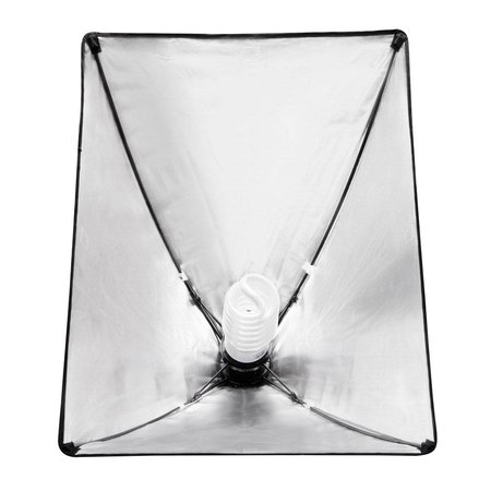 walimex Daylight Set 250 incl Softbox, 40x60cm