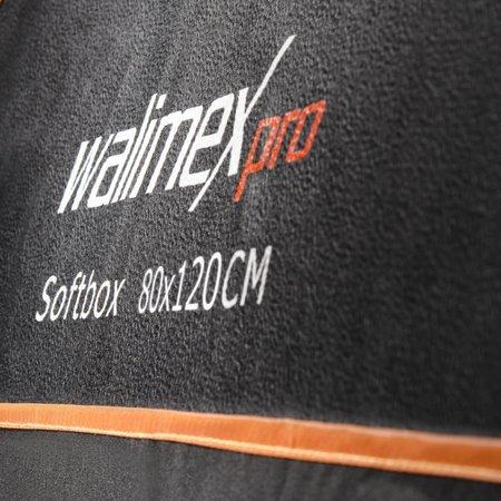 walimex pro Softbox Orange Line 80x120