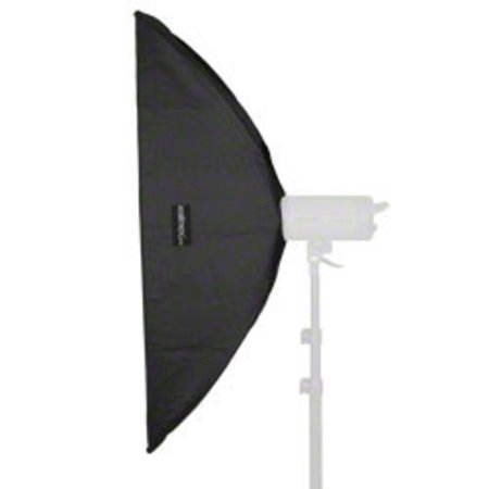 walimex pro Striplight Softbox PLUS 25x150cm