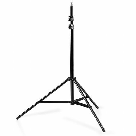 walimex Set of 3 WT-806 Lamp Tripods, 256cm