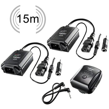 walimex Remote Trigger 4-channel Complete Set CY-A