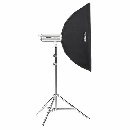 walimex pro Softbox Striplight 25x90cm | Diverse merken
