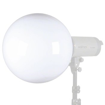 walimex pro Universal  Spherical Diffuser 40 | For various brands speedring