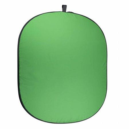 walimex pro Foldable Background 150 x 210 blue/green