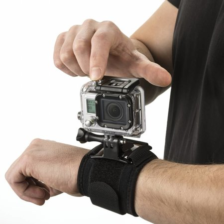 mantona arm strap with padding for GoPro
