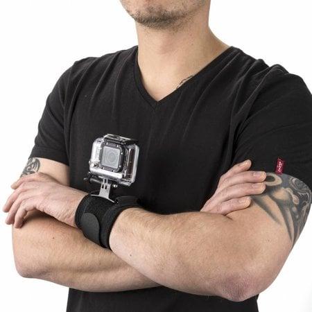 mantona GoPro Armband met vulling