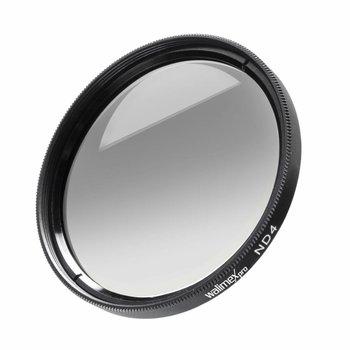 walimex pro Graufilter ND4 vergütet 52 mm