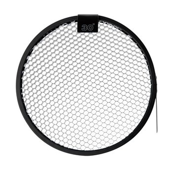 "Paul C Buff 10° Grid for 7"" Standard Reflector"