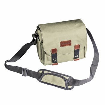 mantona Camera Bag Milano piccolo olivgreen